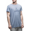 Houdini M's Activist Message Tee Shady Blue